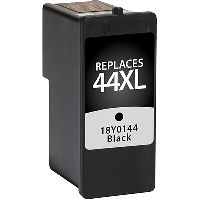 Quill Brand Remanufactured Lexmark #44XL Ink Black (100% Satisfaction Guaranteed)