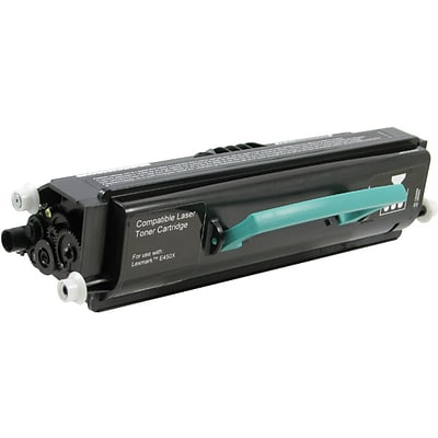 Quill Brand Remanufactured Lexmark E450 Laser Black High Yield Toner Cartridge (100% Satisfaction Guaranteed)