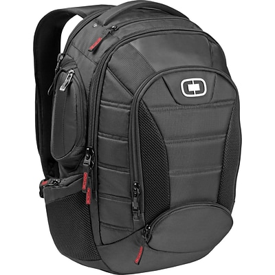 OGIO® 111074.03 Bandit Backpack For 17inch Notebook; Black