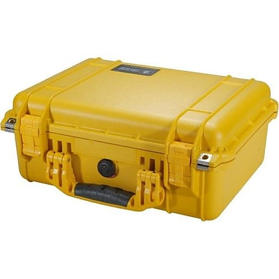 Pelican™ 1450 Shipping Case, Yellow (1450-000-240)
