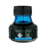 Monteverde Fountain Pen Ink Bottle Refills, 90ML, Turquoise