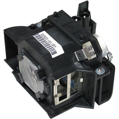 eReplacements ELPLP34-ER Replacement Lamp For Epson EMP-62; EMP-62C Projector, 200 W