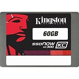 Kingston® SSDNow 60GB SATA 3.0 Upgrade Solid State Drive