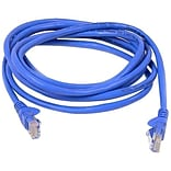 Belkin® A3L791 Cat5E 7 Patch Snagless Cable; Blue