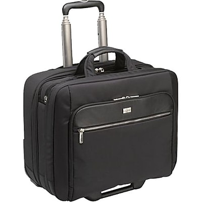 Case Logic® CLRS-117 Checkpoint Friendly Rolling Case For 17 Laptops; Black