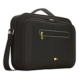Case Logic® Briefcase For 16 Laptops; Black