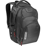 OGIO® Gambit Laptop Backpack For 17 Notebooks; Black