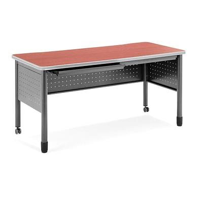 OFM Mesa Series Training Table, Cherry