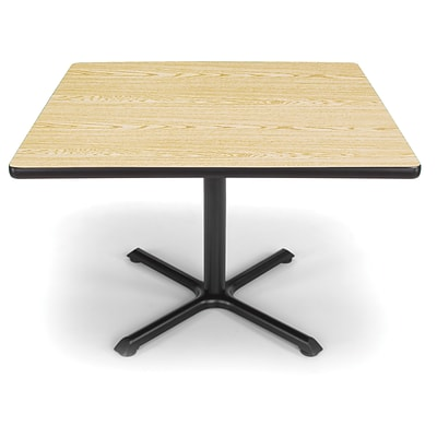 OFM X-Series 42 Multi-Purpose Table, Oak (XT42SQ-OAK)