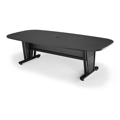 OFM 48 W x 96 L Conference Table, Graphite (55118-GRPT)