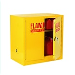 22-Gal. Safety Cabinet f/Flammable Materials