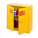 30-Gal. Safety Cabinet f/Flammable Materials