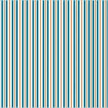 Shamrock 20 x 30 Native Lines Printed Tissue Paper; Blue/White, 200/Pack