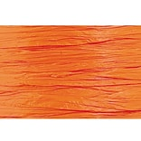 Shamrock Wraphia® 100 yds. Matte Rayon Ribbon; Orange, Roll