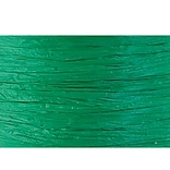 Shamrock Wraphia® 100 yds. Matte Rayon Ribbon; Emerald, Roll