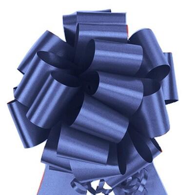 """Shamrock 5 1/2"""" X 20 Loops Flora Satin(r) Perfect Bows; Royal, Roll"""