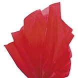20 x 30 Solid Tissue Paper, Scarlet (11-01-1)