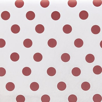 Bags & Bows® 20 x 30 Dots Tissue Papers; 200/Pack
