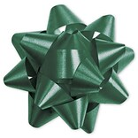 Bags & Bows® 3 3/4 Splendorette® Star Bows, 200/Pack