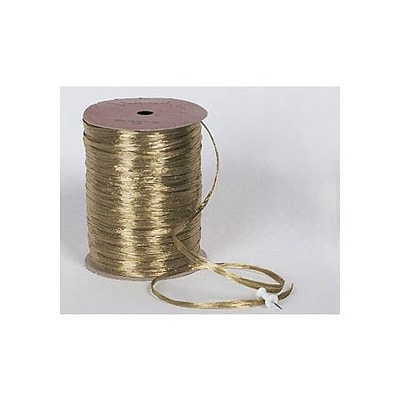 Bags & Bows® 1/4 x 100 yds. Pearlized Wraphia Ribbons, RL