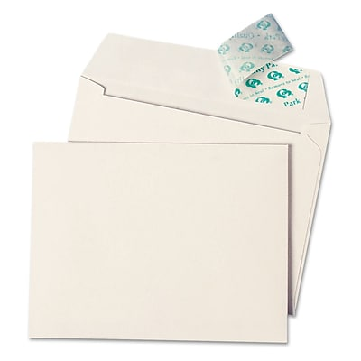 Quality Park Products® Redi-Strip 4 1/8 x 9 1/2 White 24 lbs. Security Tinted Envelopes, 1000/Pack