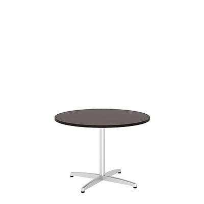 Bush Conference Tables 42 Round Conference Table Kit Metal