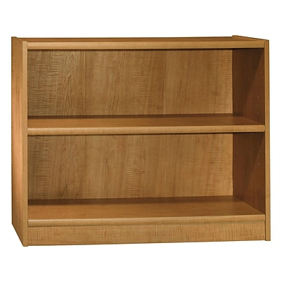 Bush Furniture Universal 30H Bookcase, Snow Maple