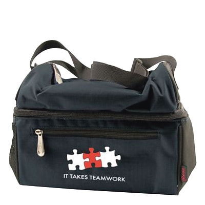 Baudville® Insulated Cooler Bag, It Takes Teamwork