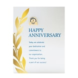 Baudville® Character Pin W/ Card, Happy Anniversary - 05