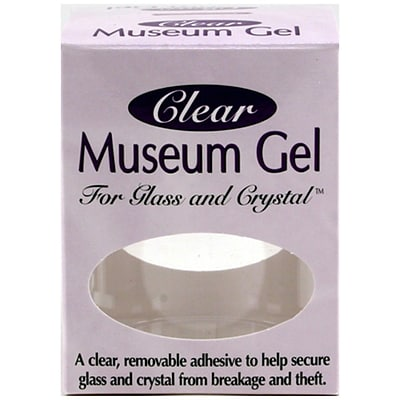Ready America™ 4 oz. Clear Museum Gel, 3/Pack