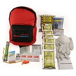 Ready America Grab N Go 1 Person 3 Days Backpack Emergency Kit (70180)