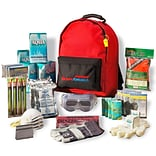 Ready America Grab N Go 4 Person 3 Days Backpack Essentials Emergency Kit (70380)