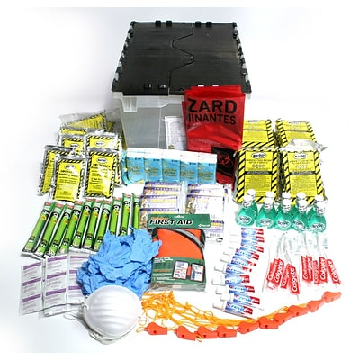 Ready America 10 Person Emergency Kit (70551)
