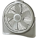 Lasko® 3542 20 Remote Control Cyclone Fan; Gray
