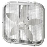 Lasko® 3733 20 Box Fan; White