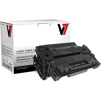 V7® Black Toner Cartridge (THK255A)