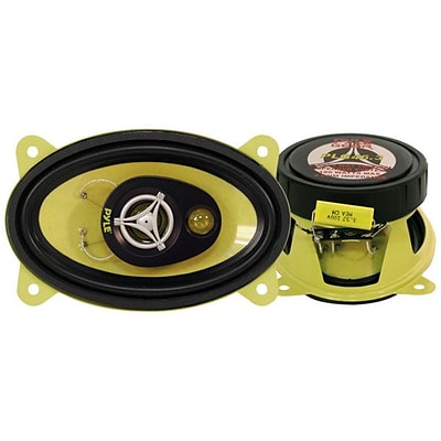 Pyle PLG46.3 180 W Coaxial Three-Way Speaker