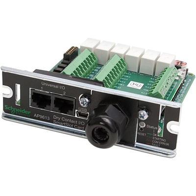 APC® AP9613 Dry Contact I/O SmartSlot Card