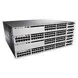 Cisco® Catalyst 3850 Data Managed Layer 3 Gigabit Ethernet Switch; 48-Ports (WS-C3850-48T-S)