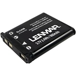 Lenmar® DLO40B 3.7 VDC 660 mAh Lithium-ion Rechargeable Replacement Battery