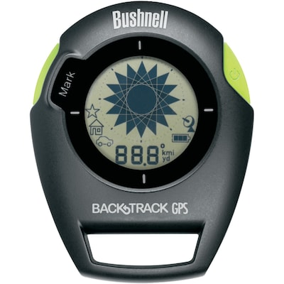 Bushnell(r) Backtrack G2 Personal GPS Locator; Black/Green