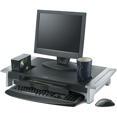 Fellowes® Office Suites™ Up To 80 lbs. 21 Premium Monitor Riser