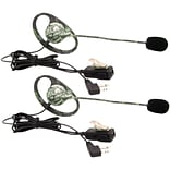 Midland Radio® AVPH7 Outfitters Camo Headset With Boom Microphone