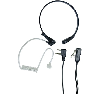 Midland Radio® AVPH8 Acoustic Throat Mic50