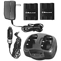 Midland Radio® AVP6 Charger Package For LXT320; LXT420 and Others