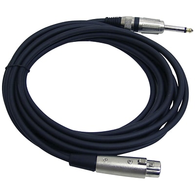 Pyle® Pro PPMJL 15 Professional Microphone Cable