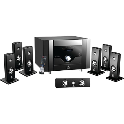 Pyle® Pro® PT798SBA 7.1-Channel Home Theater System With Bluetooth