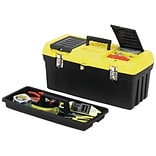 STANLEY® 019151M Series 2000 Toolbox With Tray; Black