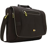 Case Logic® 17 Notebook Messenger Bag, Black