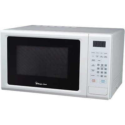 Magic Chef® 1000 W Microwave With Digital Touch; White